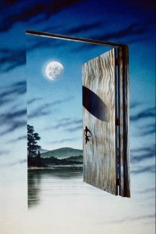 door_moon
