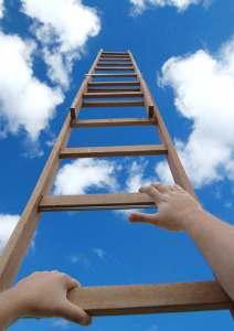 Escalera reencarnatoria