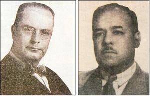 Rafael Álvarez Álvarez y luis Martínez