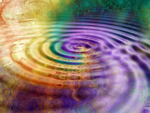 Espiral colorida