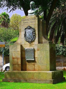 Monumento a Manuel Verdugo