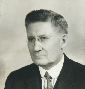 Photo of Dr. Hamilton from life