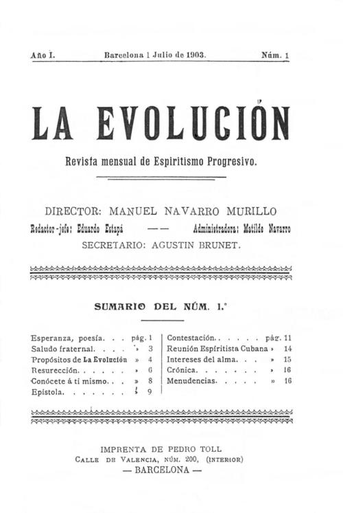 carátula La Evolución de Barcelona