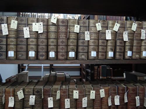 Colección hemeroteca