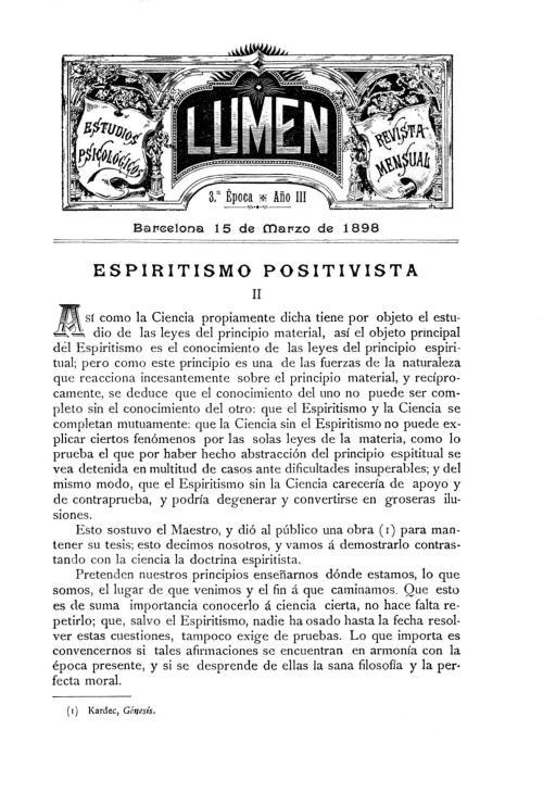 Revista Lumen