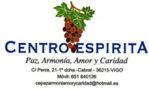 Logo Centro Espirita Paz Amor y Caridad de Vigo