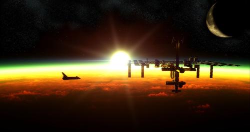 Estación Espacial 02