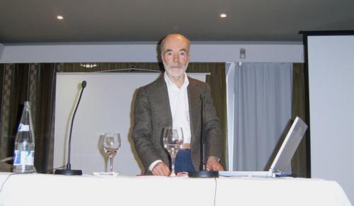 Mauro Barreto primer plano