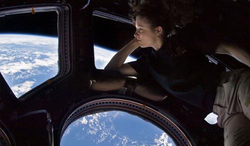 Mirando La Tierra