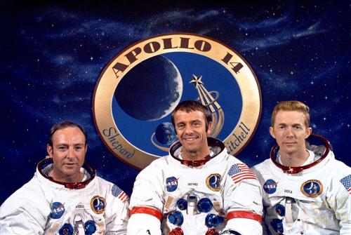 Tripulación Apolo XIV