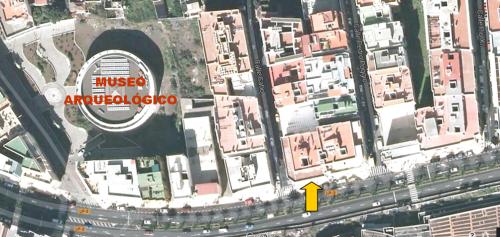 UBICACIÓN DEL GRUPO ESPÍRITA DE LA PALMA
