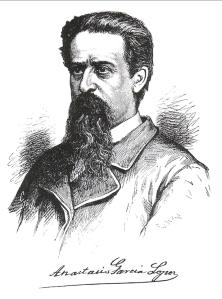 retrato del Dr. A. García López