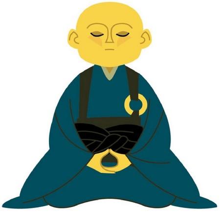 """Resultado de imagen de maestro zen sentado dibujo"""""""