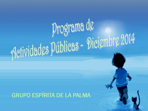 CABECERA PROGRAMA DICIEMBRE 2014