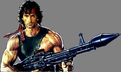 Rambo contra el mundo