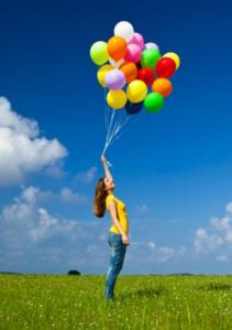 Soltar globos