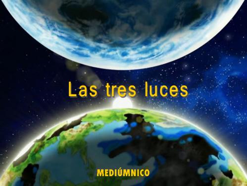 cabecera Las Tres Luces