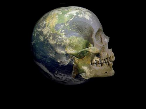 Planeta calavera