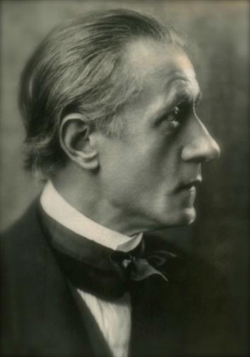 Hannen Swaffer cerca de 1929